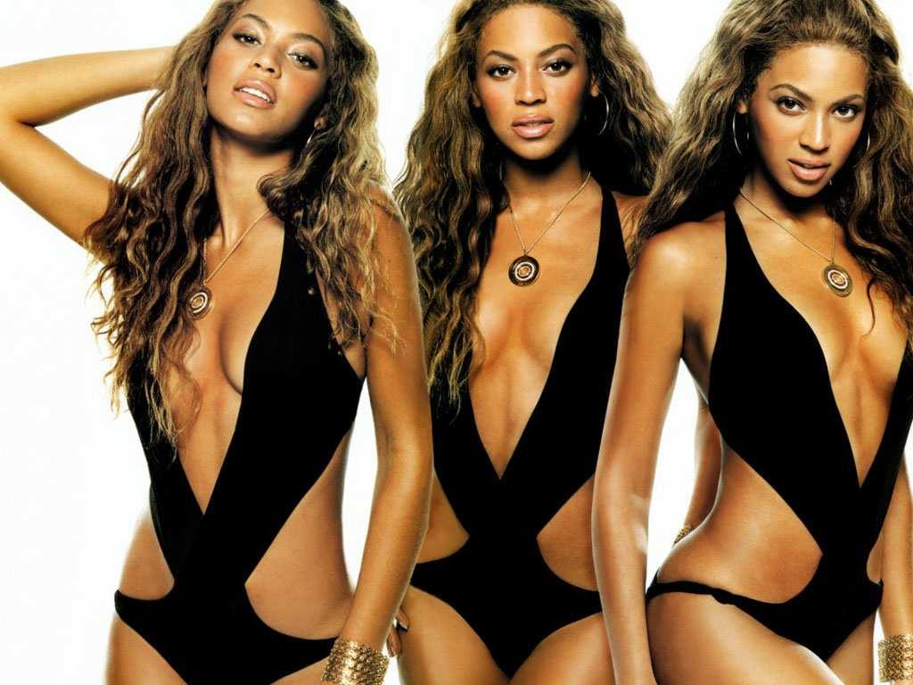 beyonce knowles002 Beyoncé trikini